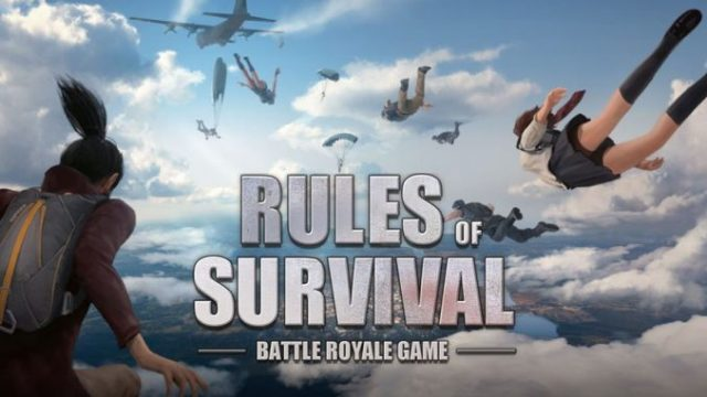 cara top up rules of survival